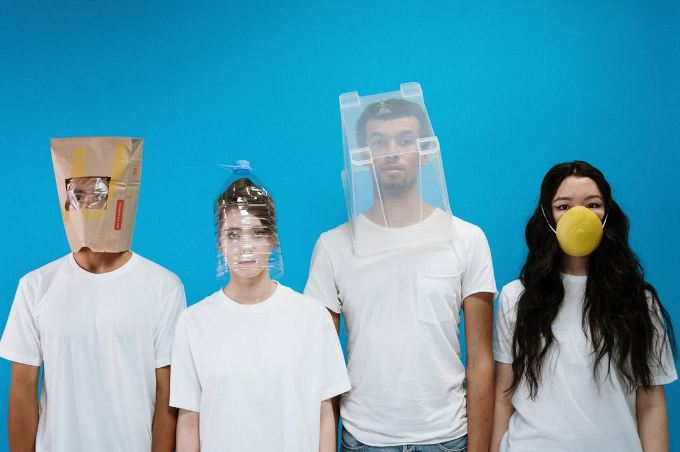people-wearing-diy-masks